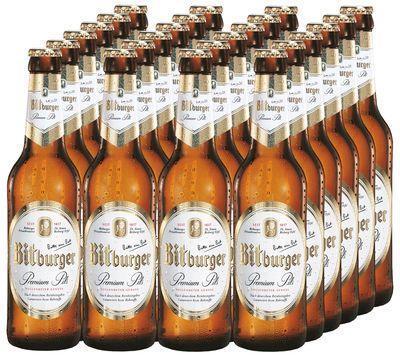Bitburger Kasten 24 X 0,33l für 4,99 € MHD 01.08.2012