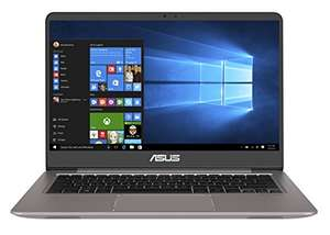 [Amazon] Asus Zenbook UX3410UQ-GV077T (14 Zoll, Intel Core i7-7500U, 16GB RAM, 256GB SSD, 1TB HDD, Nvidia GeForce 940MX)