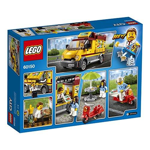 Lego City Pizzawagen (60150) als Blitzangebot Amazon Prime