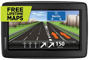 TomTom Start 20 M Europa 45 Länder XL EU GPS Navi FREE Lifetime Maps Tap&Go WOW
