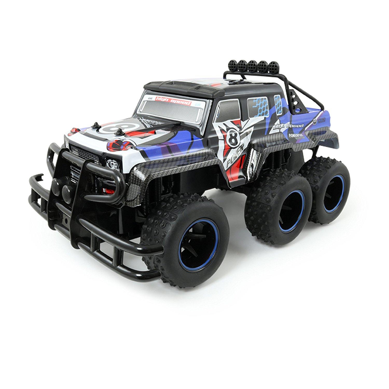 [Snogard] SPL/Yierda YE81505-BE 2.4 Ghz 3-Achser (6-Räder) 1:10 R/C Monster Truck für 34,90€