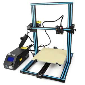 Creality CR-10S Upgrade Version 3D Drucker Bestpreis blau CR - 10 S [Gearbest]​