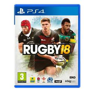 Rugby 18 Ps4 (shop4.de)