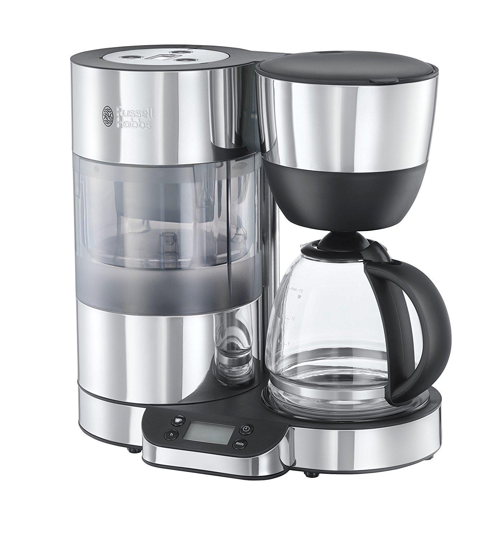 [Amazon WHD] Russell Hobbs Digitale Glas-Kaffeemaschine
