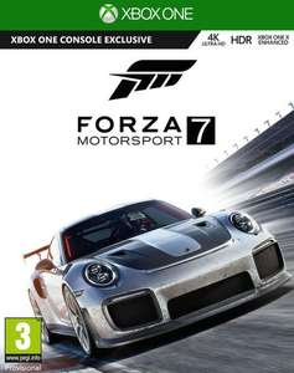 Forza Motorsport 7 für 34,99 Euro!