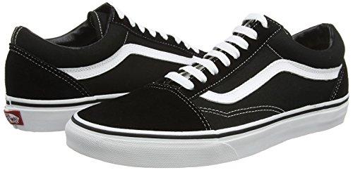 Vans Old Skool Sneaker schwarz alle Größen [Amazon]