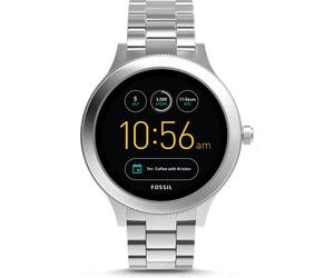 Fossil Q Venture 3. Generation - Silber - Damen Smartwatch