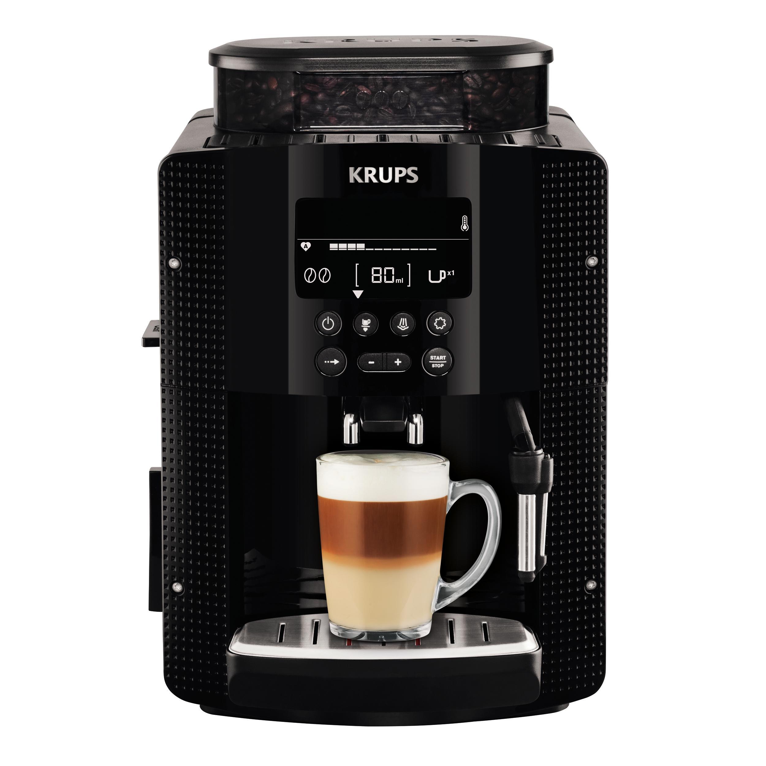 [Lokal Saturn Aachen] - Krups EA8150 Espresso/Kaffee-Vollautomat