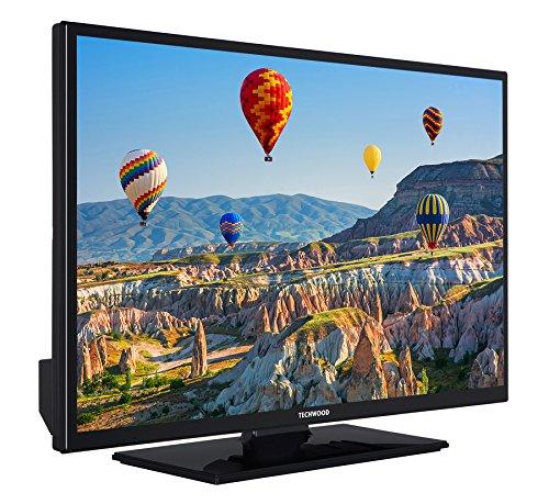 Techwood H32T11A 81 cm (32 Zoll) Fernseher (HD Ready, Triple Tuner) [Energieklasse A+]