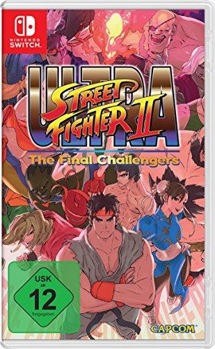 Ultra Street Fighter II: The Final Challenge (Nintendo Switch) für 23,99 €
