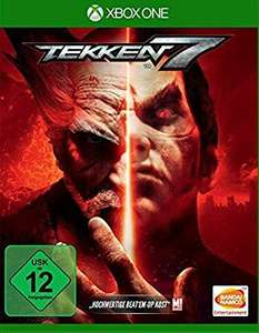 Tekken 7 Xbox One & Playstation 4 (Amazon)