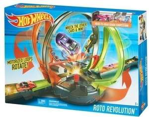 Amazon Prime Tagesangebot: Mattel FDF26 Hot Wheels, Mega-Looping Crashbahn