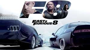 Fast & Furious 8 (HD) zum Leihen für 1,98€ [Amazon Video]