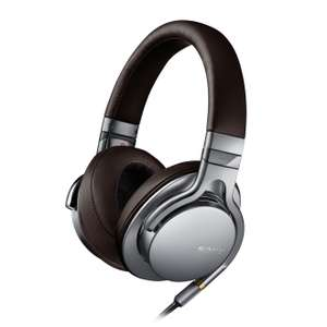 Sony MDR-1A High Resolution Over-Ear Kopfhörer (40 mm High Definition-Treibereinheiten) Silber [Amazon.it]
