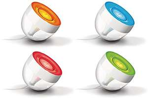 Philips Iris Living Colours bei amazon.es / hue / alexa