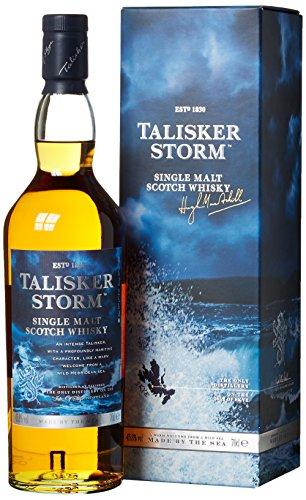 Talisker Storm Single Malt Scotch Whisky (1 x 0.7 l) [Amazon Prime]