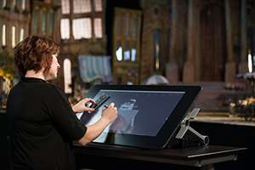 Wacom Cintiq 27QHD für ~1300€ - Grafik-Tablet