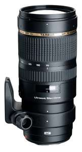 [Amazon/ Saturn] Tamron SP 70-200 mm F/2.8 Di VC USD Telezoom-Objektiv für Canon