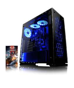 Blitzangebot: VIBOX Nebula GLR560-22 Gaming PC - 3,6GHz AMD Ryzen 6