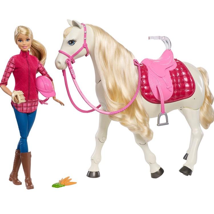 Amazon Tagesangebot Barbie zum Beispiel Stadtvilla