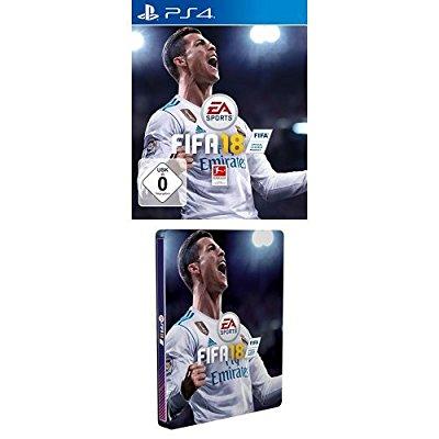 Fifa 18 PS4 Steelbook Edition
