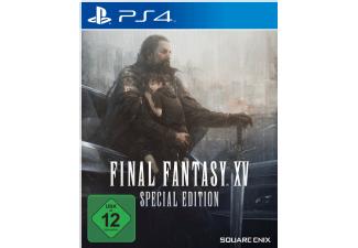 Final fantasy ps4 steelbook Edition