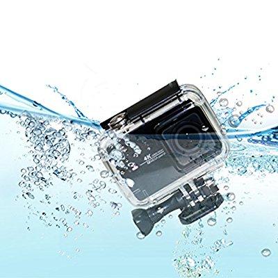 Xiaomi Yi 4K/4K+ Wasserfest beschichtetes Gehäuse mit Schnellspanner