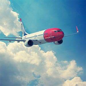 Cyber Monday Sale bei Norwegian