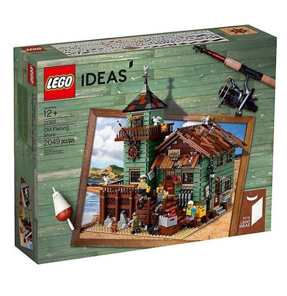 20% auf Lego ab 70€ MBW bei [ToysRUs] z.B. Lego Ideas Alter Angelladen 21310 für 119,90€ *Beispiele im Deal*