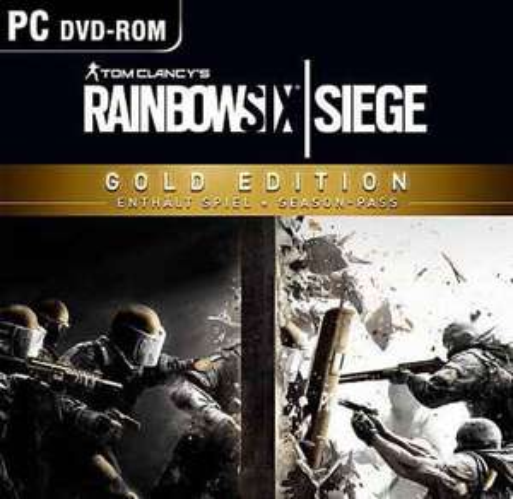 [Otto] Rainbow Six Siege Gold Edition (Neukunden)