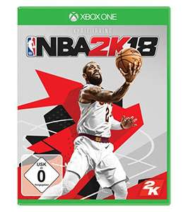 NBA 2K18 (Xbox One) für 28,97€ (Amazon Prime)