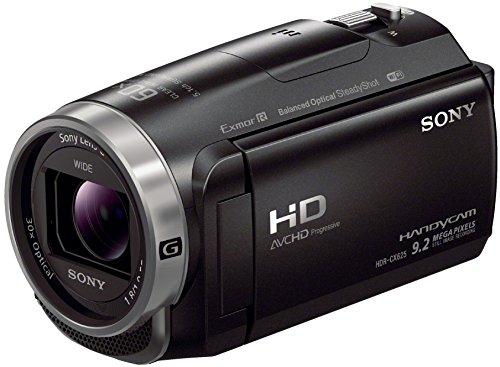 [Amazon Tagedesal] Sony HDR-CX625 Full HD Camcorder (30-fach optischer Zoom, 5-Achsen BOSS Bildstabilisation, NFC) schwarz