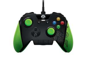 [real] Razer Wildcat Xbox One & PC Gaming Controller (Kabelgebunden)
