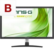 """HannsG HQ272PPB, 27"""" 60Hz IPS LED-Monitor, WQHD, 2560x1440, 5ms, Farbtiefe: 8bit + FRC, HDMI, DisplayPort, Mini DisplayPort, VESA: 100x100, USB Hub, Lautsprecher, Line-Out"""