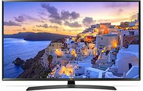 [Amazon Tagesangebot] LG 55UJ635V 139 cm (55 Zoll) Fernseher (Ultra HD, Triple Tuner, Smart TV, Active HDR) [Energieklasse A]