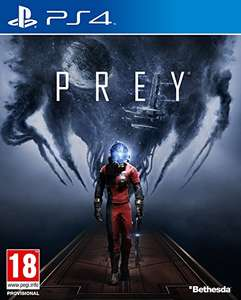 Prey Day One Edition (PS4) für 14,22€ (Amazon UK)