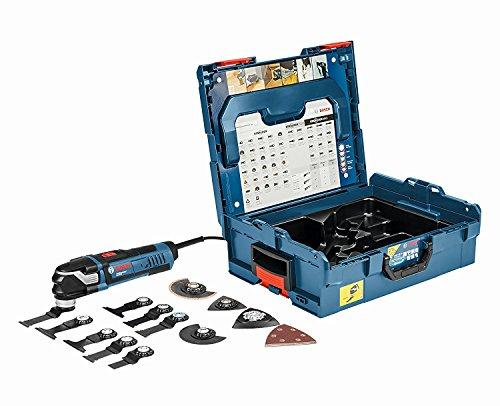 Bosch Professional Multi-Tool GOP 40-30 (16 tlg. Zubehörset, Starlock Plus, L-Boxx, 400 Watt) inkl. Vsk für 176,15 € > [amazon.fr]]