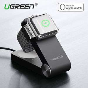 UGREEN Apple Watch Stand Wireless Ladegerät - kompatibel mit Apple Watch 38mm / 42mm / Apple Watch Series 1/2/3 [eBay]