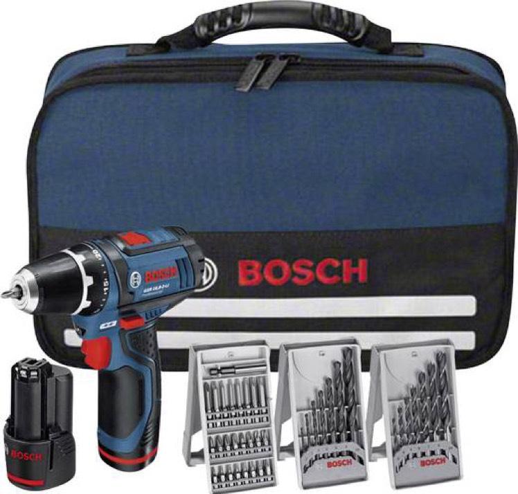 ( ebay Plus ) Bosch Professional Akku-Bohrschrauber GSR 10.8-2li