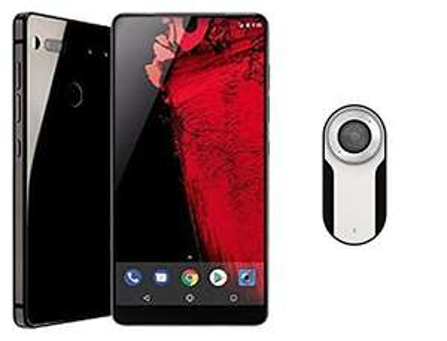 [Amazon.com] Essential Phone + 360° Kamera