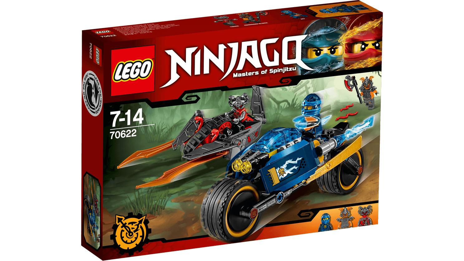 Rossmann offline: LEGO Ninjago Wüstenflitzer (70622)