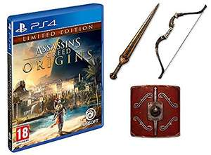 (Wieder da) Assassin's Creed Origins - Achtung: Limited Edition - Exclusif Amazon.fr