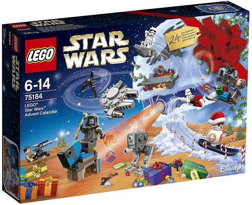 Rakuten Paydirekt Aktion: 10€ Rabatt bei 15€ MBW - z.B. Lego StarWars Adventskalender für 20€