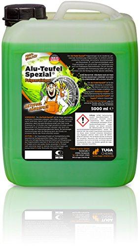 [AMAZON] TUGA GRÜN CHEME Alu-Teufel Spezial Felgenreiniger, 5 Liter  für 31,60€ als Prime Kunde