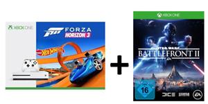 [Ebay] Xbox One S Forza Horizon 3 + Hot Wheels + Forza 7 / Xbox One S Forza Horizon 3 + Hot Wheels + Star Wars Battlefront 2