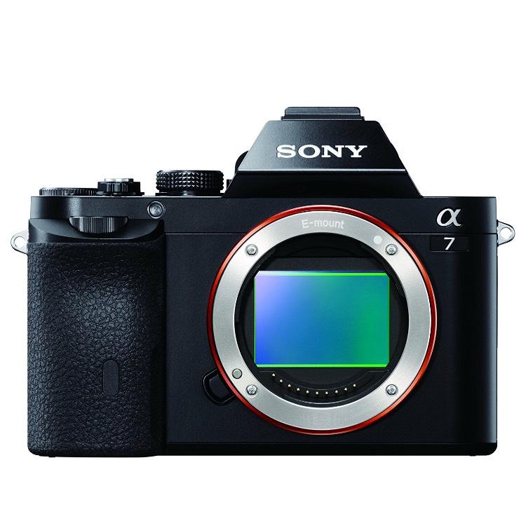 Sony A7 Body für 777€ (677€ mit Cashback möglich)