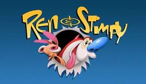 Die Ren & Stimpy Show - Die komplette Serie - Limitiert und Uncut - Turbine Steel Collection (SD on Blu-ray) für 19,19€ [Thalia]