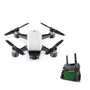 DJI Spark Fly More Combo mit Fernbedienung für 497,94€ // oder ohne Fernbedienung für 356,90€ // oder nur Drohne mit Fernbedienung für 443,75€