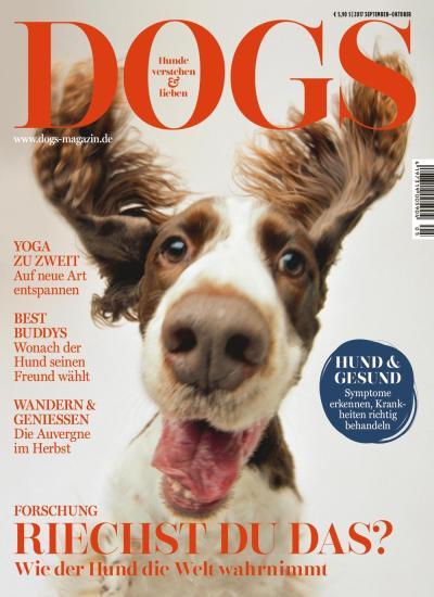 [Gruner + Jahr] Dogs Magazin für 1 Jahr (6 Ausgaben) für 35,40 € mit 30€ Amazon-Gutschein