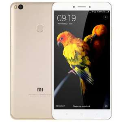 Xiaomi Mi Max 2 64GB (Gold) für 161,56€ bei GearBest via Priority Line Germany Express
